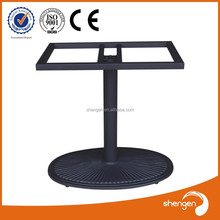 2015 hot sale high quality used folding table legs made in China supplier