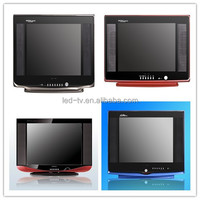 GuangZhou NEW SMALL SIZE CRT COLOR TV/SKD TV