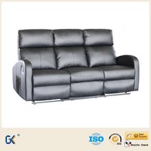 Living room furniture leather sofa lounge