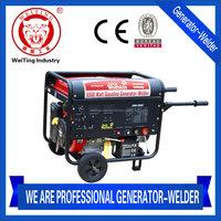 2016 copy honda welder generator, 6.5kw generator with top quality for sale (JWS-300E)