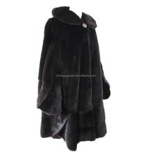 2015 China Online Shopping Stylish Fur Coat For Sale