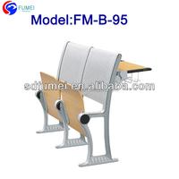 FM-B-95 Modern design school furniture student chair and desk