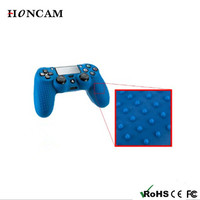 Soft Silicone Rubber Gel Skin Cover Case for Sony Playstation 4 PS4 Controller