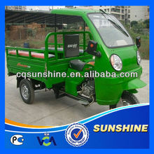Useful New Arrival hydraulic tricycle with oil pump