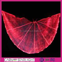 original design exotic carnival bling large fairy wings