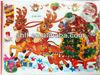 Shanghai Lingfeng 3d santa claus wall sticker