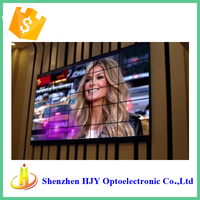high quality P16 outdoor waterproof led screen tv