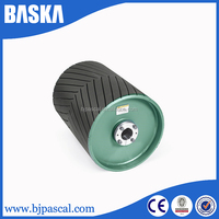 High quality magnetic belt conveyor pulley for sale