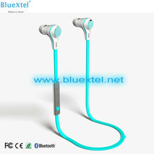 Clear Communication Bluetooth headphone with microphone V4.0 high speed data streaming