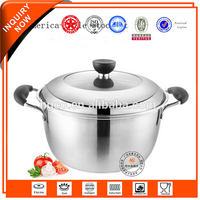 Alibaba china wholesale stainless steel stainless steel thermal soup pot