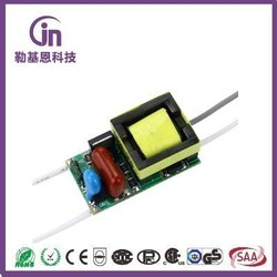 0-100% No Flicker & Noise Triac Constant Current 300ma led driver dimmable