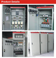 XL-21 electrical distribution automatic switch control panel cabinet