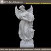 Elegant Emotional Angel Statue Garden Sculpture Large