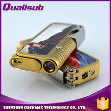 Qualisub 2015 New Hot Selling Sublimation Butane Lighter Gas