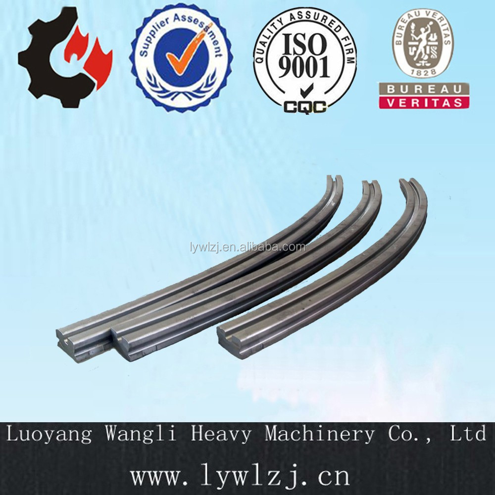 alloy of rail steel The most commonly used grade for rail steel is 880 grade which is fully pearlitic  microstructure (eutectoid steel) 880 represents the ultimate tensile.