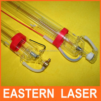 Two Heads 100W CO2 Laser Tubes Cutting Machine