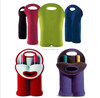 Neoprene Hollow Double Wine/Champagne Bottle Tote/Holder