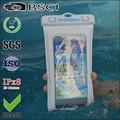 Bolsa PVC para celular inteligente impermeable para iphone 5 / 5s/ 6, Accerios de celuar