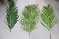 wholesale artificial coconut tree leaves