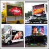 Shenzhen manufacturer truck mounted led display mobile billboard