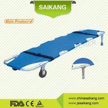 SKB1A04 aluminium alloy pack-type foldable stretcher