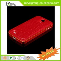 ring phone holder case leather with great price for Samsung Galaxy S4 I9500