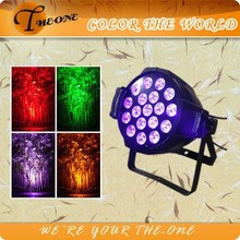 Wedding or christmas decoration projector dimmable COB led spotlight