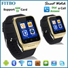 China Factory dual core 3g 5M Camera new model watch mobile phone