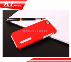 Hotsell PC+TPU material mobile phone case for iphone 6 6s cover