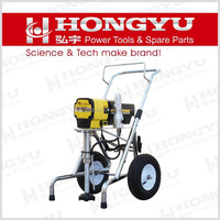 Economical Painting Tool HY-1150, easygoing for both home and professional user, airless spray painting tips, primer spray gun