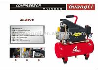 2012 New Design portable silent air compressor for mining