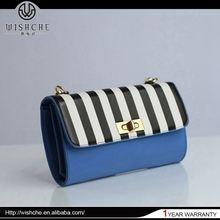 Top vendendo Top Logo grau impresso moda estilo de fabricação de sacos Haute