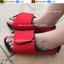 velcro shoes slipper for overweight man or lady