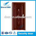 utilizado de metal interior de acero puerta de seguridad