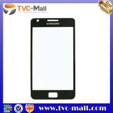 Cell Phone Part For Samsung Galaxy S 2 Front Glass Lens