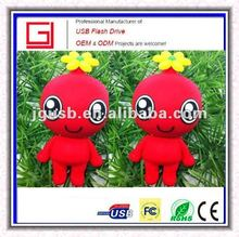 Top Sale!!! Novelty Cartoon Anime Usb Gadget With Logo From Manufacturer