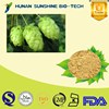 natural botanical extract Flavonoids ,Xanthohumol Hops Flower Extract for Beer