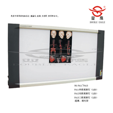 Good quality LED double linkage x-ray film Viewer with CE