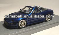 1:18 scale model car