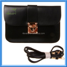 Wholesale Fashion Crown Mobile Phone Clutch Wallet/PU Cell Phone Bag For Apple Phone & Samsung
