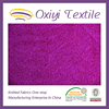 100% polyester super soft velboa micro fabric/short pile plush fabric/tricot brushed fabric
