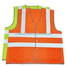 custom printed kids safety vest/reflective vest/reflex vest
