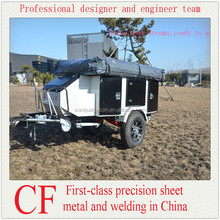 SALES PROMOTION!Weihai Rongcheng off road camper trailer for sale