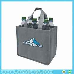 Promotional six wine bottle tote bag NW0457
