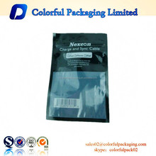 PET/CPP Factory Supply Cheap Plastic cellphone or headphone accessories bag without hole