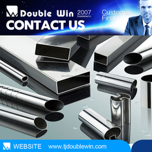 buy direct from china wholesale 304 stainless steel pipe price per meter