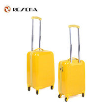 Brilliant Smooth Material Convex Dot Trolley Luggage