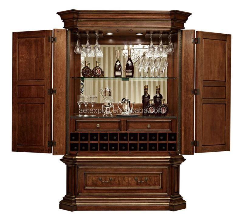 Passo mobili per ufficio soluzione classico stile for Case in legno stile americano
