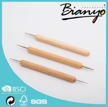 3 unids loop de madera set / herramienta de cerámica / arcilla herramienta