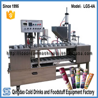 LGS-4A cold drink making machine or ice cream machinery or maquina de helado duro